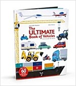 The Ultimate Book of Vehicles: From Around the World (Hardcover)