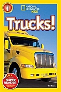 National Geographic Readers: Trucks (Paperback)