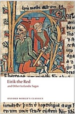 Eirik the Red and Other Icelandic Sagas (Paperback)