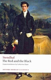 The Red and the Black : A Chronicle of the Nineteenth Century (Paperback)