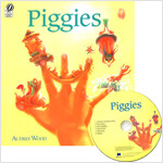 노부영 Piggies (Paperback + CD)