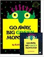 노부영 Go Away Big Green Monster! (Hardcover + CD 1)