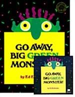 노부영 Go Away Big Green Monster! (원서 & 노부영 부록CD)