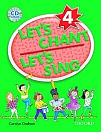 Lets Chant, Lets Sing: 4: CD Pack (Package)