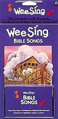 Wee Sing Bible Songs (Paperback + Tape 1개)