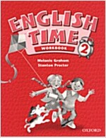 English Time 2: Workbook (Paperback)
