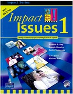 Impact Issues Level 1 Student Book with CD (Paperback)