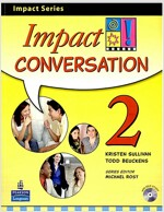 Impact Conversation Level 2 Student Book W/CD (Paperback)
