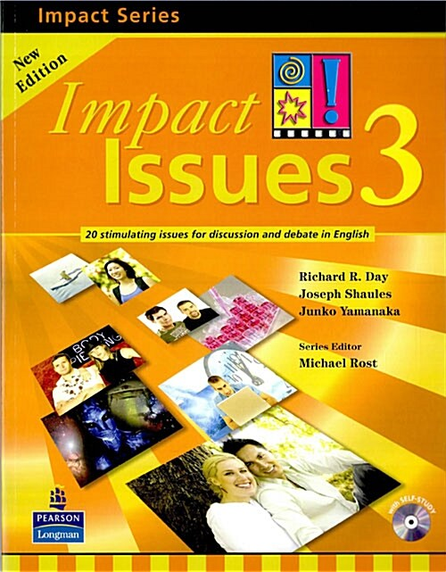 Impact Issues Level 3 Student Book W/CD (Paperback)
