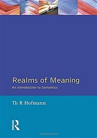 Realms of meaning : an introduction to semantics