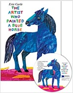 노부영 Artist Who Painted a Blue Horse,The (Paperback 원서 & CD) (Paperback + CD)