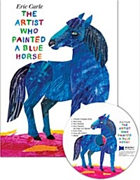 노부영 Artist Who Painted a Blue Horse,The (Paperback 원서 & CD) (Paperback + CD)
