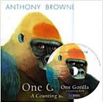 노부영 앤서니브라운 One Gorilla (Paperback 원서 & CD) (Paperback)