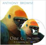 노부영 앤서니브라운 One Gorilla (Paperback + CD)