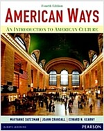 American Ways: An Introduction to American Culture (Paperback, 4)