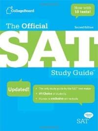 The Official SAT Study Guide (Paperback, 2)