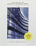 Introduction to Management Science: A Modeling and Case Stud (Paperback, 5th)