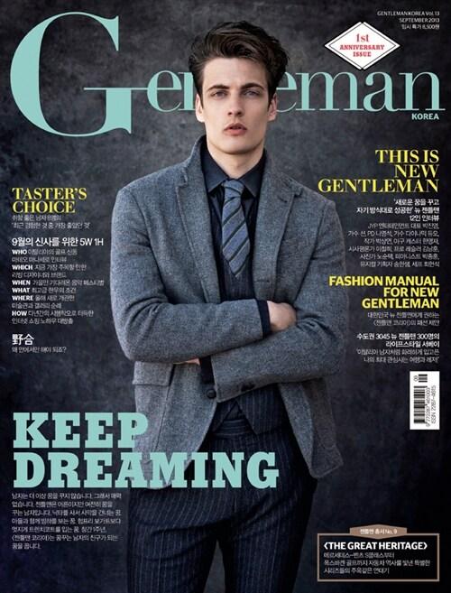 젠틀맨 Gentleman B형 2013.9
