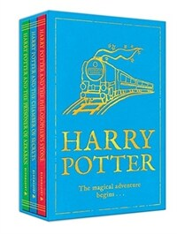 Harry Potter: The magical adventure begins . . . : Volumes 1-3 (Paperback)