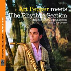 [수입] Art Pepper - Meets The Rhythm Section [Bonus Track]