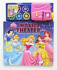 Disney Princess Movie Theater (Reinforced, Toy, NOV)