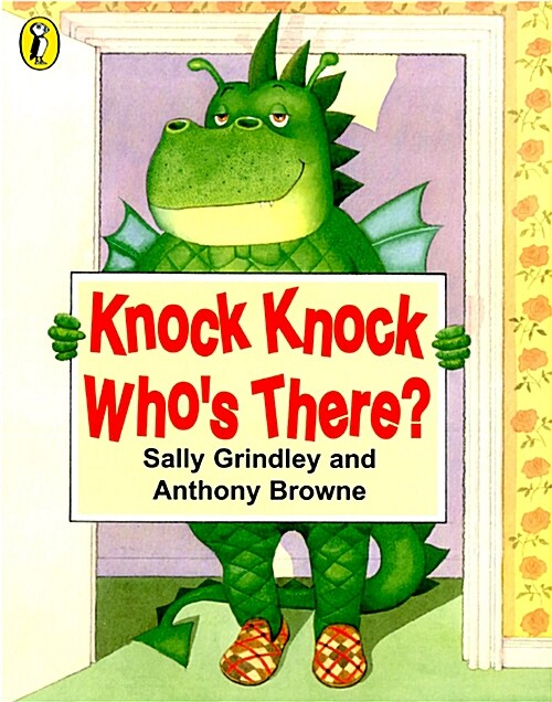 Knock Knock Whos There? (Paperback)