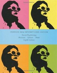 Social psychology 8th ed