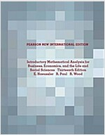 Introductory Mathematical Analysis for Business, Economics, and the Life and Social Sciences: Pearson New International Edition (Paperback, 13 ed)