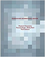 Physical Chemistry: Pearson New International Edition (Paperback, 3 ed)