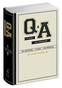 Q&A a Day for College: 4-Year Journal (Hardcover)