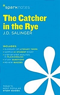 The Catcher in the Rye (Paperback, Reprint, Study Guide)