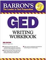 Barron's GED Writing Workbook (Paperback, 3, Revised)