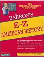 Barron's E-Z American History (Paperback, 4)