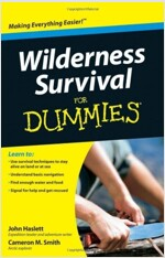 Wilderness Survival for Dummies (Paperback)