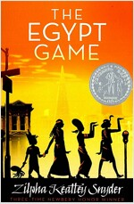 The Egypt Game (Paperback)