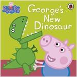 Peppa Pig: George's New Dinosaur (Paperback)
