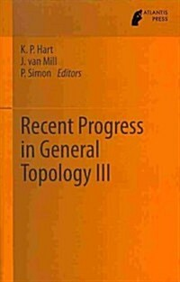 Recent Progress in General Topology III (Hardcover, 2014)