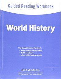 World History: Guided Reading Workbook Survey (Paperback)