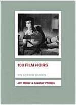 100 Film Noirs (Paperback)