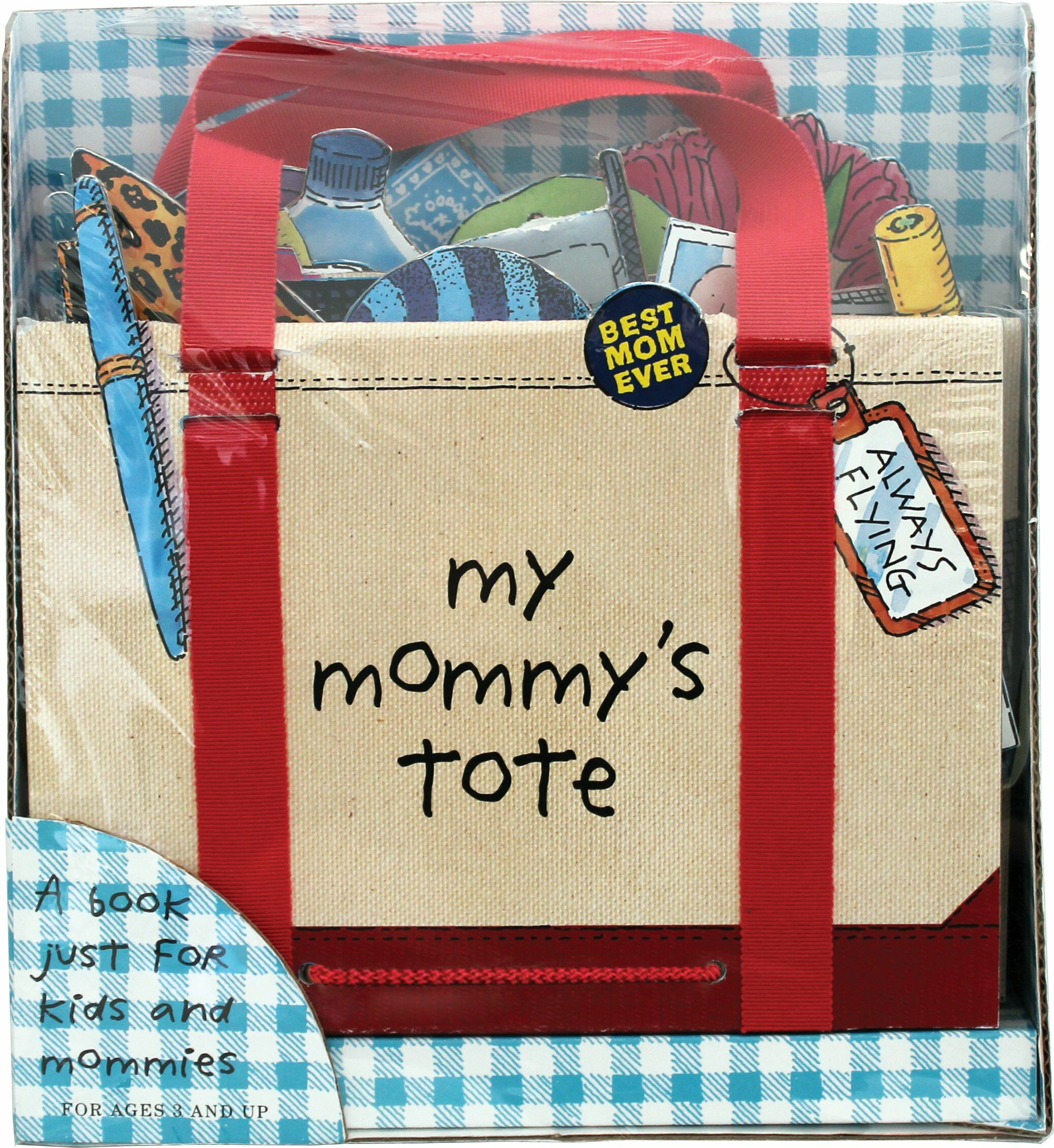 My Mommys Tote (Hardcover)