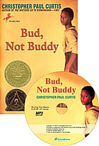 Bud, Not Buddy (Paperback + MP3 CD)