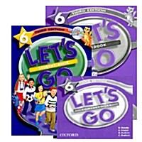 [세트] Lets Go 6 Set (Student Book + Workbook + Audio CD, 3rd Edition)