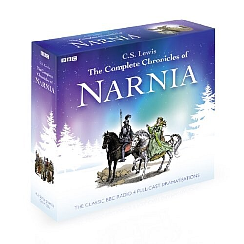 The Complete Chronicles of Narnia : The Classic BBC Radio 4 Full-Cast Dramatisations (CD-Audio)