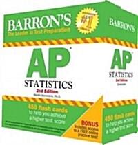 Barrons AP Statistics Flash Cards (Other, 2)
