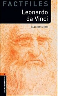 Oxford Bookworms Library Factfiles: Level 2:: Leonardo Da Vinci (Paperback)