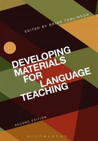 Developing Materials for Language Teaching 2nd ed