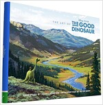 The Art of the Good Dinosaur (Hardcover)