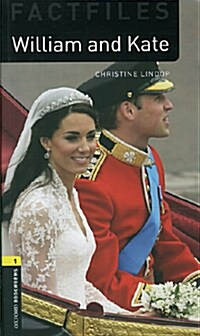 Oxford Bookworms Library Factfiles: Level 1:: William and Kate (Paperback)