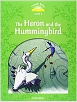 Classic Tales Second Edition: Level 3: Heron & Hummingbird e-Book & Audio Pack (Package)