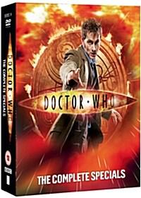 닥터 후 : 시즌4-5 스페셜 (5disc)